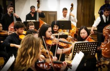 Ceman Orkestar – Večer posvećena klasičnoj glazbi