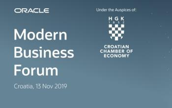 Prijavite se na Oracle Modern Business Forum: Budućnost poslovanja u financijama, HR-u, marketingu i prodaji