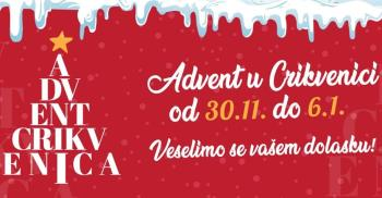 Objavljen je program za Advent u Crikvenici!