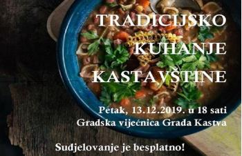 Interaktivno predavanje: Tradicijsko kuhanje Kastavštine