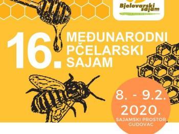Izlagači, prijavite se na 16. međunarodni pčelarski sajam i 7. izložbu vina i vinogradarske opreme
