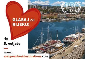 Rijeka je izabrana među 20 najboljih destinacija koje treba posjetiti 2020. godine
