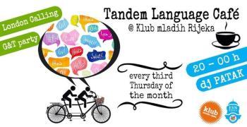 Tandem Language Café