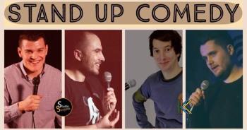 Stand-up komedija: Prvo gostovanje Studija Smijeha u gradu Krku