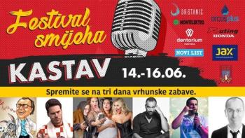 Festival smijeha Kastav