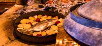 Riba ispod peke, savršen način da uživate u autentičnim okusima Jadranskog mora