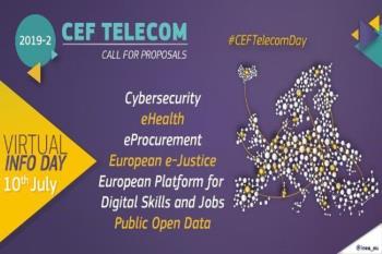 Drugi poziv za podnošenje projektnih prijedloga i prilika za financiranje infrastrukture digitalnih usluga
