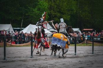 Posjetite srednjovjekovni ljetni festival