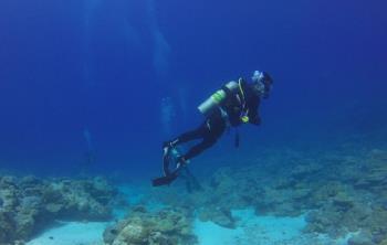 Okušajte se u ronjenju pod punom opremom, ovog vikenda na Rabu