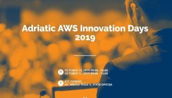 Prijavite se na besplatnu dvodnevnu konferenciju Adriatic AWS Innovation Days 2019. u Opatiji