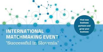 Prijavite se na B2B poslovne razgovore: Successful in Slovenia