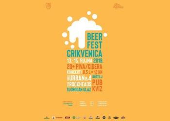 Ovog vikenda dođite na Beerfest u Crikvenicu