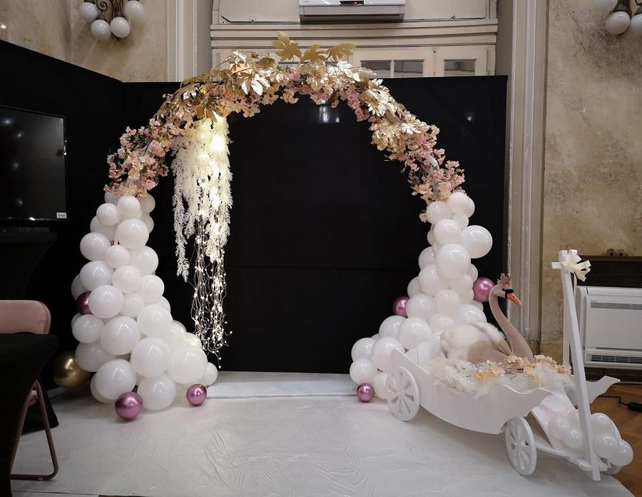 Baloni za vjenčanja, Rijeka, Baloni Zovi-Firmus