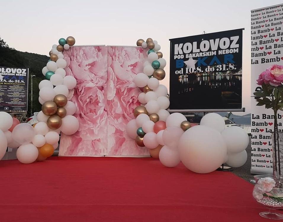 Balonske dekoracije, Rijeka, Balon Zovi-Firmus