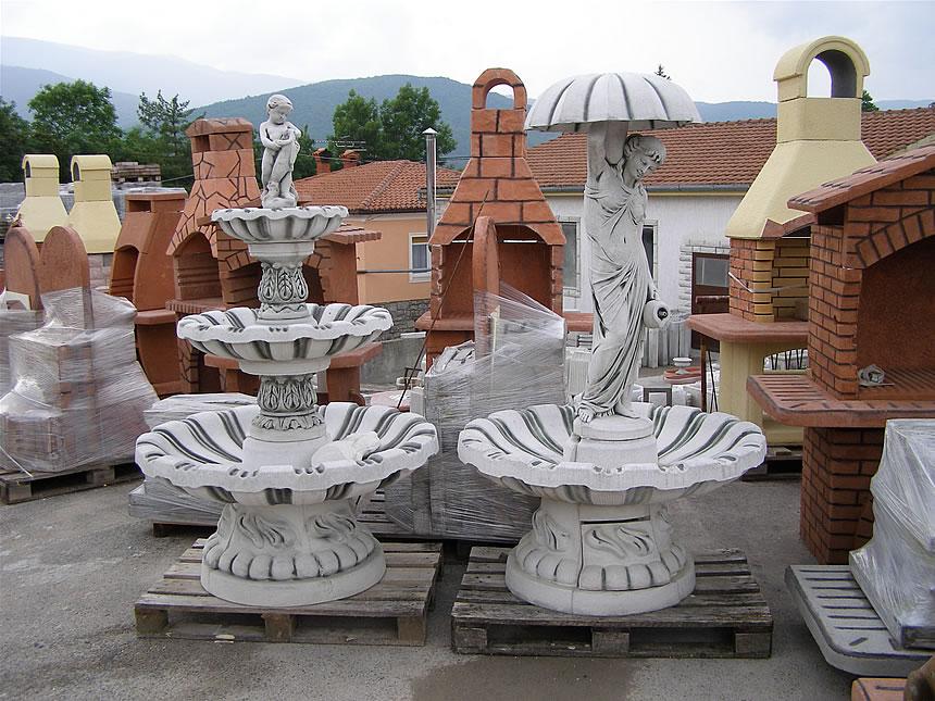 Betonski elementi Rijeka