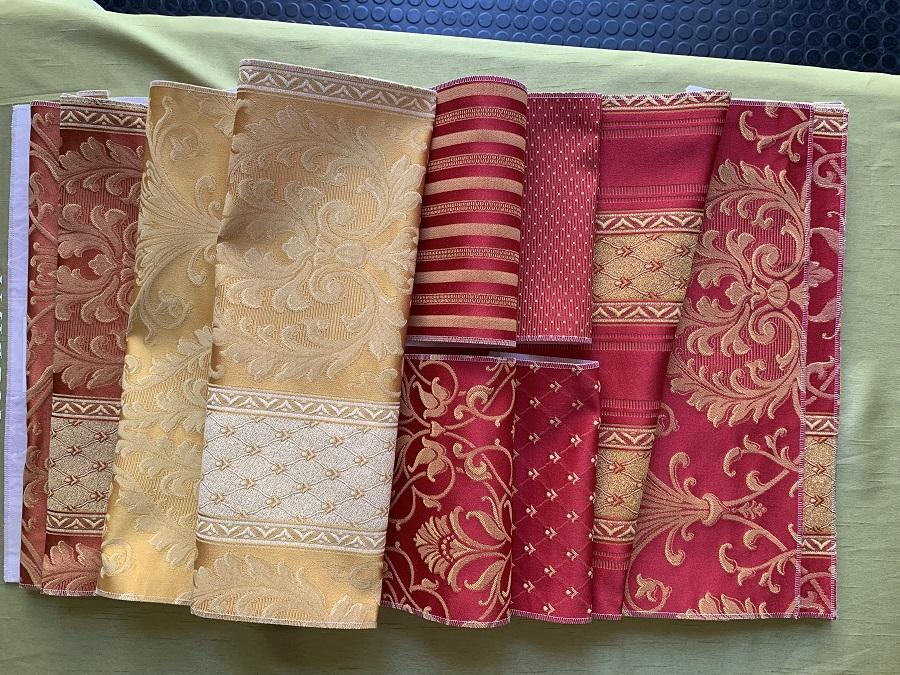 Tkanine za tapeciranje namještaja Rijeka R Decor