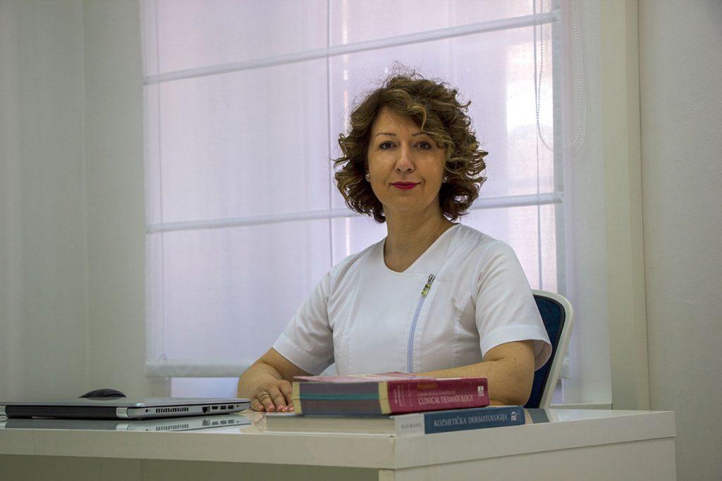 Dermatolog, Rijeka