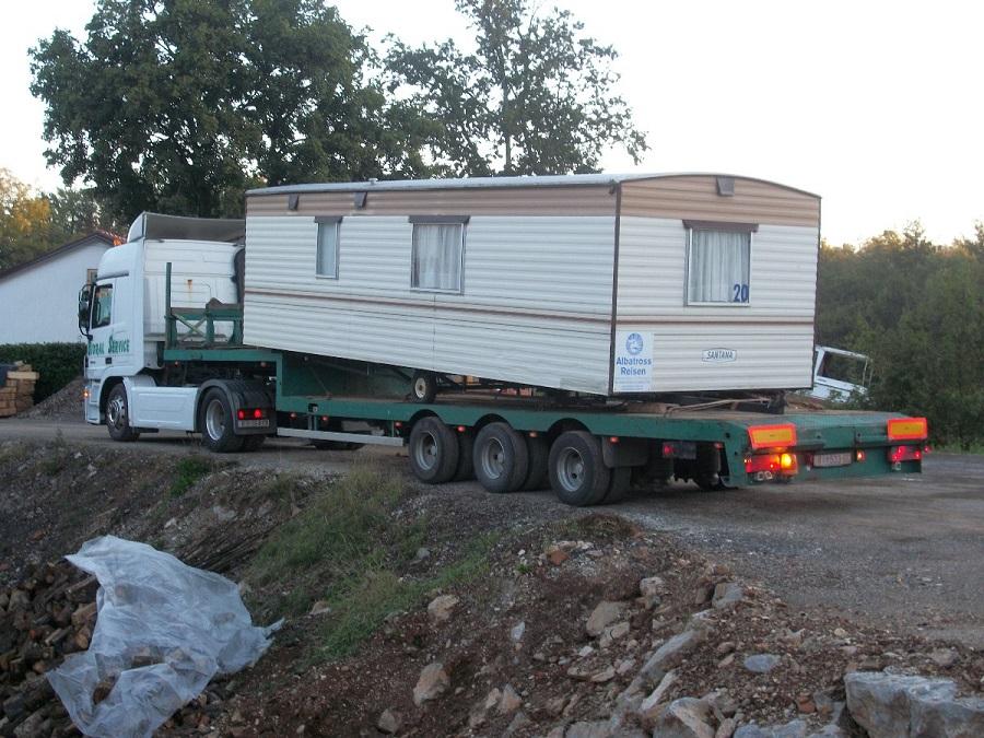 Prijevoz kamionom Rijeka Bidral