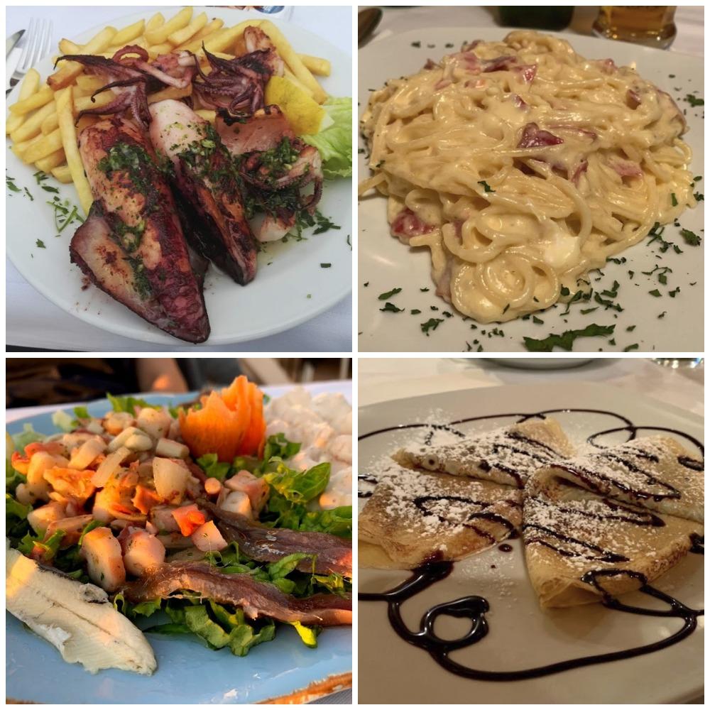 Seafood restaurant near me, restaurant oleander, krk