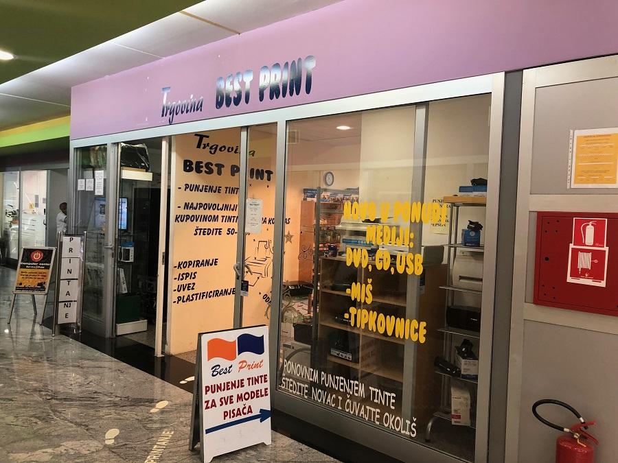Trgovine, VTC centar Viškovo