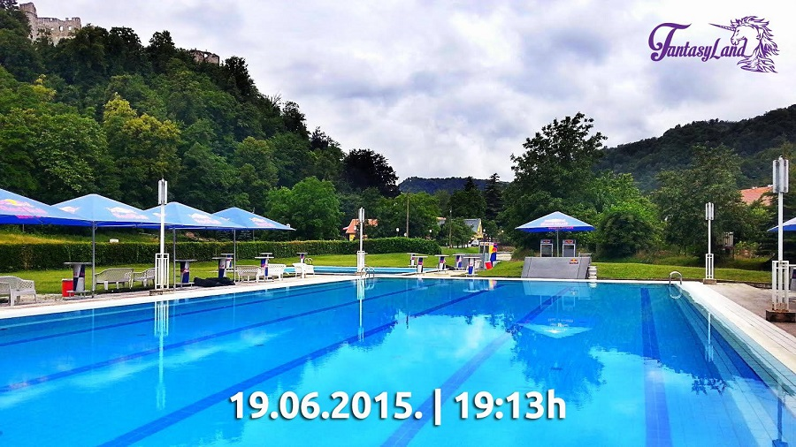 Održavanje bazena Novi Vinodolski