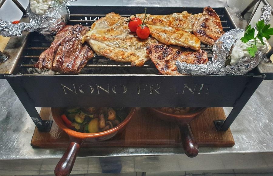 Roštilj Rijeka Restoran Nono Frane