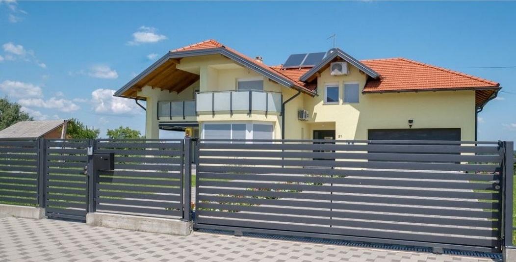 Aluminijske ograde Rijeka uslužni obrt Lukšić
