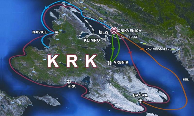 Boat excursions Crikvenica
