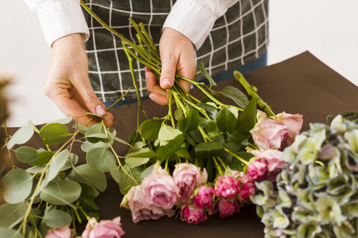 Cvijeće za Dan žena