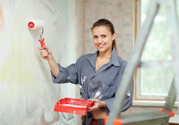 Perive boje za zidove, Centar Collor, Rab
