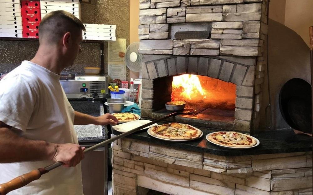 Pizza delivery, Crikvenica
