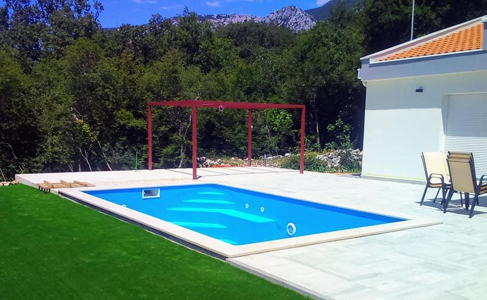 Rubni kamen za bazene, Rijeka, kastav, Klesarija Orban