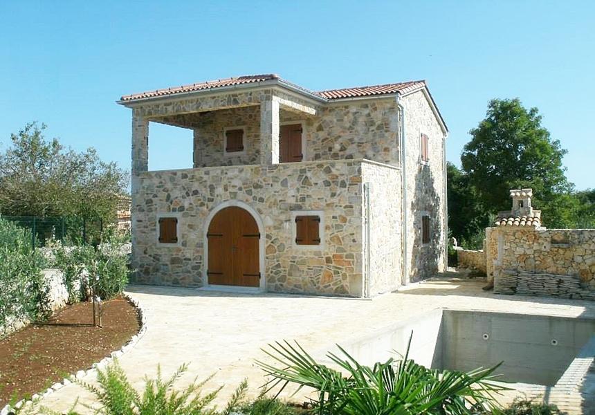 Kamene kuće Krk