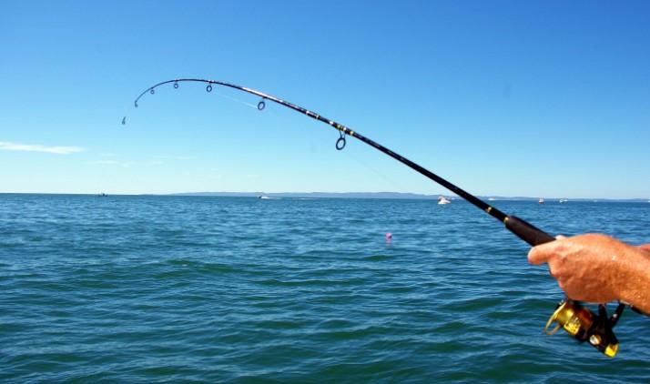 Štap za ribolov Rijeka