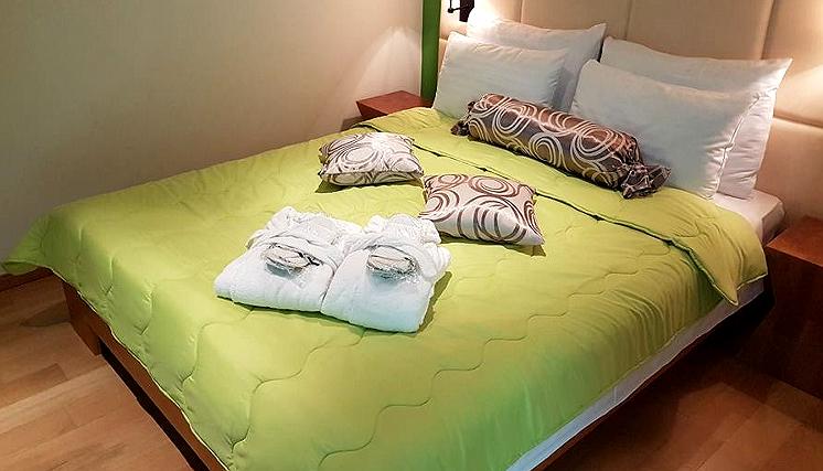 Posteljina za apartmane i hotele Istra, Krk, Rijeka