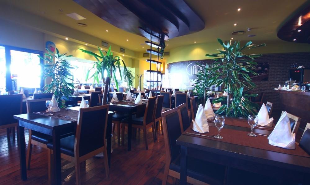 Restoran u centru Rijeke