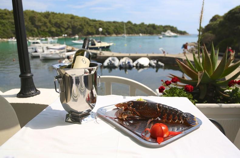 Mediteranska kuhinja - Restoran Rab