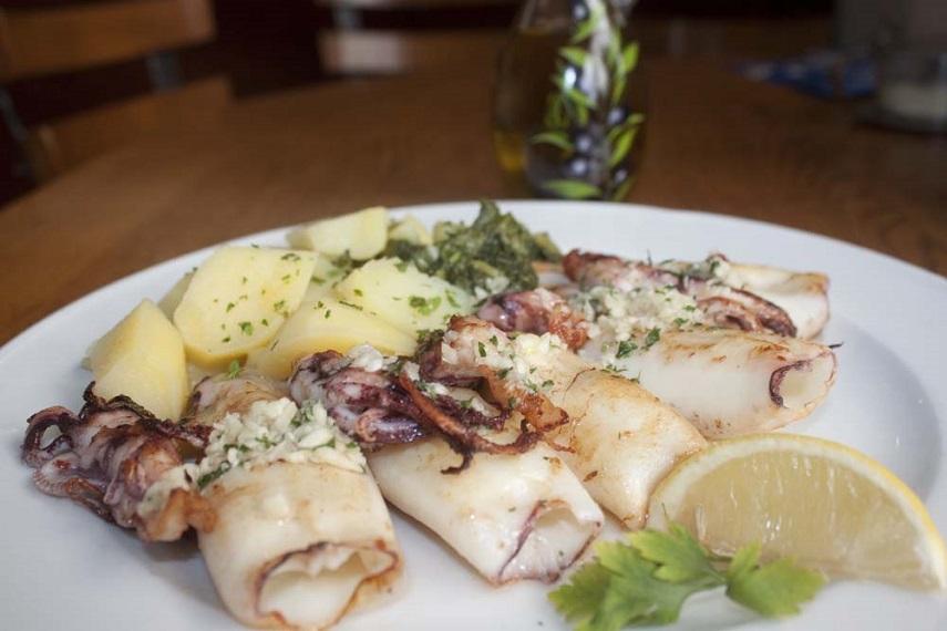 Best restaurants Rab - Konoba Šanpjer