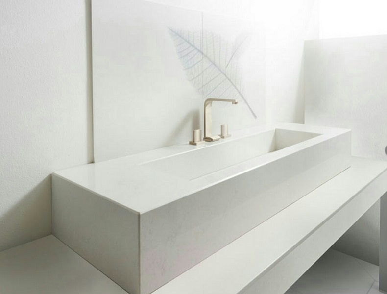 Ploča za umivaonik, Rijeka
