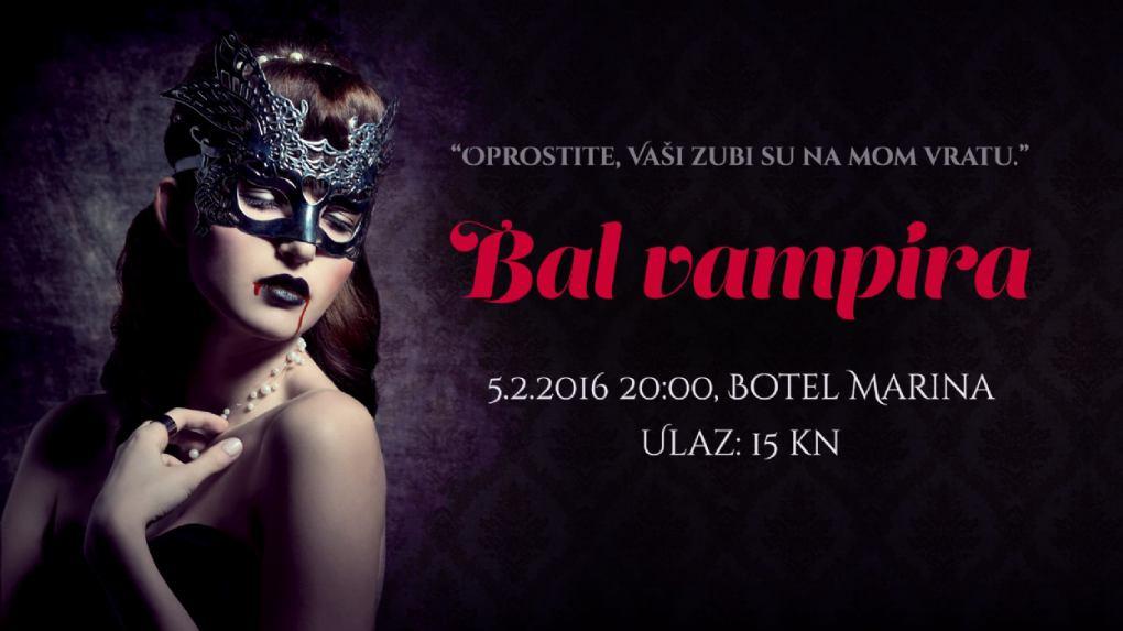 Karnevalski Bal vampira u Rijeci