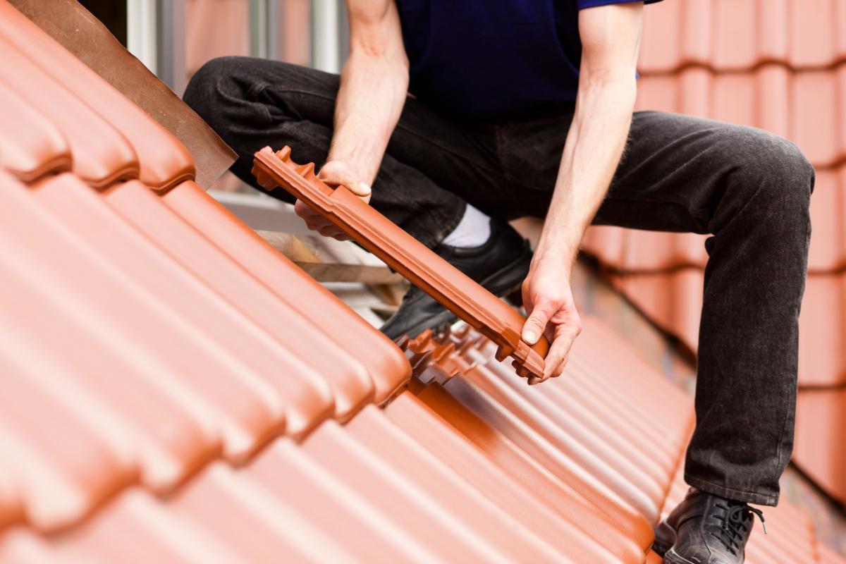 Sanacija krova: Zamjena crijepa u nekoliko koraka