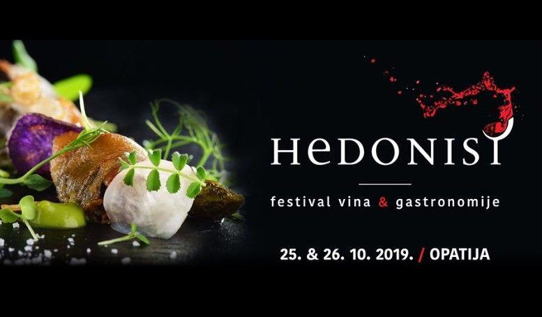 Hedonist: Festival vina i gastronomije