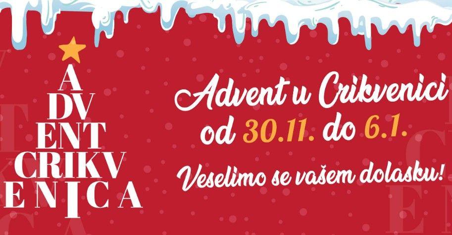 Objavljen je program za Advent u Crikvenici!