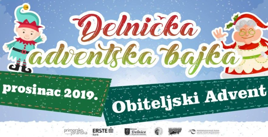 Delnička adventska bajka 2019.