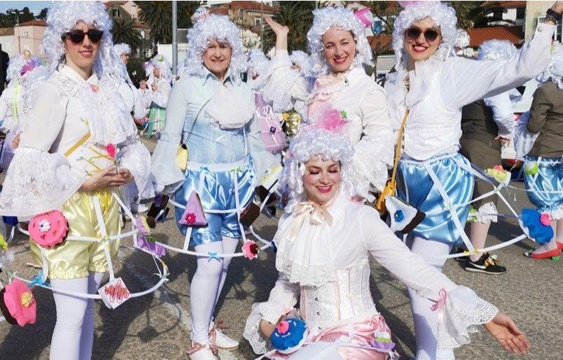 Karneval na Lošinju