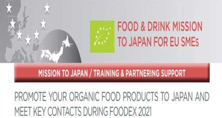 Poslovna misija na sajam Foodex 2021: iskaz interesa