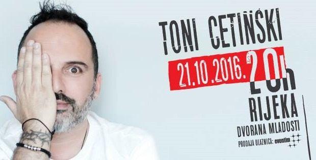 Koncert Tonija Cetinskog