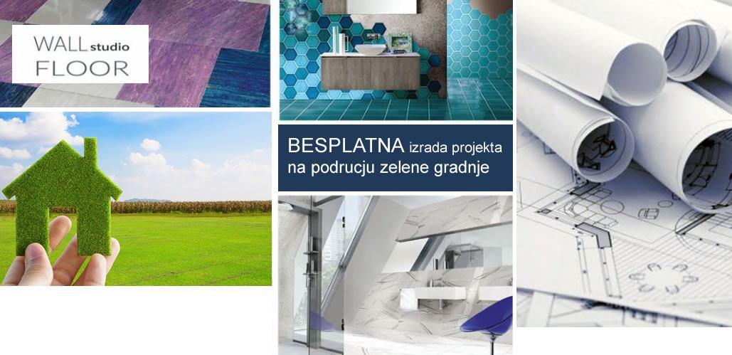 Besplatna izrada projekta za klijente - WALL STUDIO FLOOR