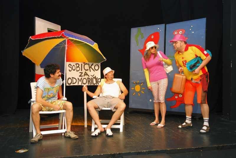 Ljetne hit komedije na ljetnoj terasi Kalvarije