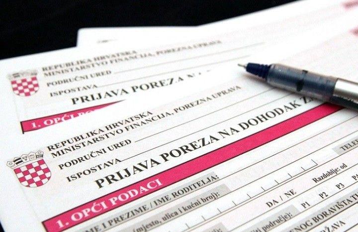Evo tko sve treba prijaviti porez za 2016. godinu
